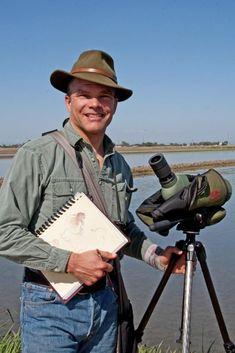 Bird Drawing Classes with John Muir Laws | Richardson Bay Audubon Center Volunteer Application, Bird Guides, Wildlife Biologist, Local Hero, Nature Drawing, Environmental Education, Photo Blue, Nature Journal, John Muir