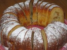 Fruit Bread, Baked Donuts, Little Cakes, Trifle, Sweet And Salty, Coffee Cake, No Bake Cake, Summer Recipes, Sweet Tooth