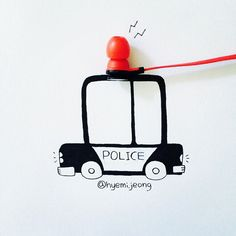 Loveable Creations Made of Everyday Objects Hyemi Jeong 8