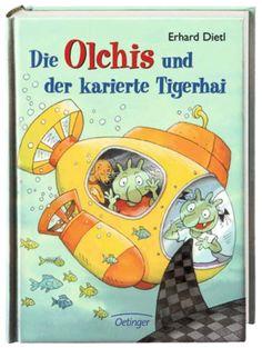 Die Olchis und der karierte Tigerhai - Erhard Dietl (ab 8 Jahren)