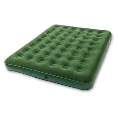Air Bed & Pumps - Pin It :-)  Follow Us :-)) zCamping.com is your Camping Product Gallery ;) CLICK IMAGE TWICE for Pricing and Info :) SEE A LARGER SELECTION of camping airbeds  at http://zcamping.com/category/camping-categories/camping-cots-beds-and-sleeping-pads/camping-air-beds-pumps/ - hunting, camping, camping bed, camping gear, airbed, camping accessories -  Eddie Bauer Stansport® Queen-Size Air Bed with Pump, Green QUEEN « zCamping.com