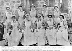 anglo boer war nurses uniform - Google Search