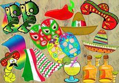 FIESTA MEXICAN COWBOY HOUSE CARDBOARD PROP - Google Search