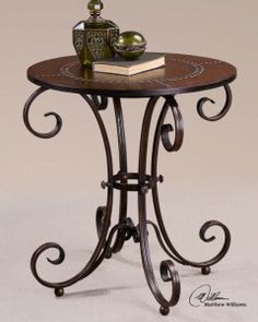 13 Interesting Tuscan Accent Tables Photo Ideas