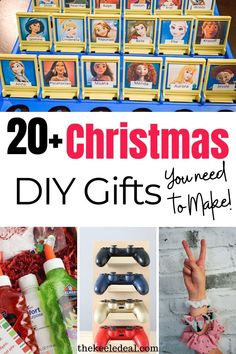 20  Christmas DIY Gifts You need to make! Christmas Gift List, Diy Holiday Gifts, Homemade Christmas Gifts, Family Christmas, Christmas Traditions, Christmas And New Year, Christmas Crafts, Christmas Projects, Christmas Photos