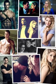 Oliver and Felicity forever!!
