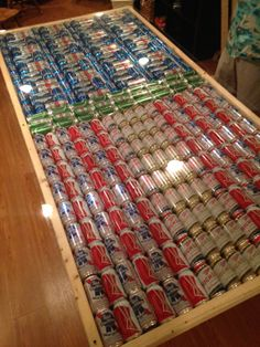 A real beer pong table. #TFM yall can we please make this                                                                                                                                                                                 More