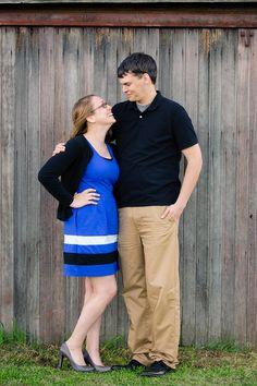 Outdoor, country styled, springtime engagement session, Audubon, Minnesota | Amber Langerud PHotography
