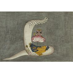 ||| indian himalayan & southeast asian art ||| sotheby's n08418lot3mqrfen Mughal Paintings, Indian Paintings, Art Paintings, Indian Traditional Paintings, Traditional Art, Tantra Art, Mythology Paintings, Southeast Asian Arts, Alchemy Art