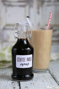 Coffee Milk, Coffee Gifts, Iced Coffee, Coffee Drinks, Coffee Beans, Coffee Syrups, Coffee Creamer, Tea Drinks, Espresso Coffee