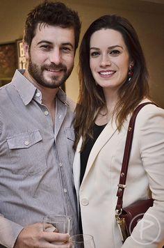 Douglas Junqueira e Mariela Uzan (arquiteta)