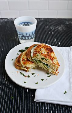 BAKED CHEESY APPLE SANDWICHESReally nice recipes. Every hour.Show me what you cooked!