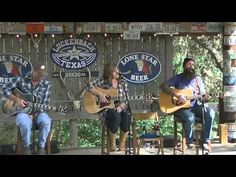 Cody Jinks - Somewhere in the Middle - Luckenbach Song Swap