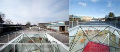 Renovación de la Escuela Munkesgaards / Munkesgaards School Renovation - Archkids. Arquitectura para niños. Architecture for kids. Architecture for children.