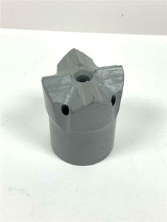 "Timken Steel D Thread 2 3//8/"" Pneumatic Rock Drill  Bit"