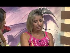 Mulher.com 30/01/2014 - Lírios em Biscuit- Alessandra Assi - (Bloco 2/2) - YouTube