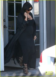 kim kardashians instagram post leads to fda warning 01 Kim Kardashian puts her baby bump on display while stopping by a studio on Tuesday afternoon (August 11) in Los Angeles.    The 34-year-old pregnant reality star's…