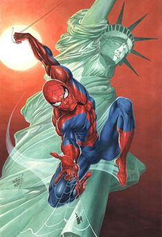 Spider-Man by Pablo Macross