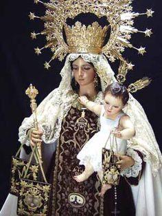 Our Lady of Carmel, Cadiz, Spain