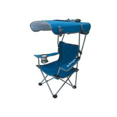 Childs camping chair with canopy.. Want this for Trevor.