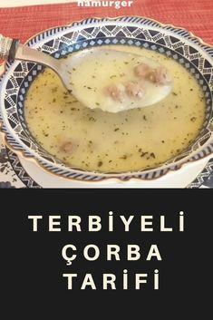Terbiyeli Çorba Tarifi Salsa, Oatmeal, Eggs, Yummy Food, Iftar, Cheese, Breakfast, Healthy, The Oatmeal