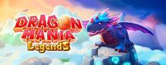 New Dragon Mania Legends Hack generator just require 3 minutes to get unlimited resources and. Gold and Gems… New Dragon, Gold Dragon, Tiny Dragon, Gold Mobile, Game Update, Free Gems, Simulation Games, Hack Online, Mobile Legends