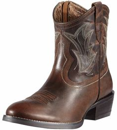 Ariat Womens Billie Boots - Sassy Brown