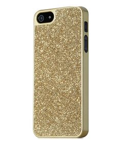 Gold Sparkle Case for iPhone 5/5s