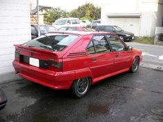 citroen bx. Had one in black