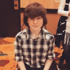 Chandler Riggs i love him so much i just exploded Chandler Riggs, Carl The Walking Dead, Walking Dead Funny, Carl Grimes, Child Actors, Young Actors, Dead Pictures, Dead Pics, Everything