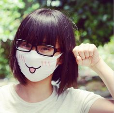 Cheap cotton shrimp, Buy Quality mask powder directly from China cotton drawstring Suppliers: 1 pcs Cute Kawaii Anime Kaomoji-kun Emotiction Mouth-muffle Winter Cotton Funny Mouth Anti-Dust Face Mask Looks Kawaii, Kawaii Cute, Funny Face Mask, Diy Face Mask, Face Masks, Cartoon Mouths, Cute Cartoon, Funny Mouth, Emoticon Faces