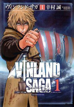 Vinland Saga /// Genres: Action, Adventure, Drama, Historical, Seinen