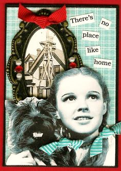August ATC Swap - The Wizard of Oz - willowing & friends