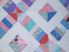 Hybrid quilt close