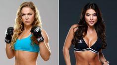 Ronda Rousey Needs 14 Seconds to Stop Cat Zingano at UFC 184 | Ronda Rousey #RondaRousey