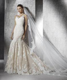 Zeneta San Patrick Love Wedding Dress With Veil 2ddd09926852