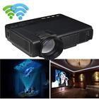 Mini Home Cinema Theater 1080P Multimedia USB 3D LED Projector TF AV TV VGA HDMI