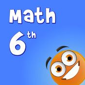 With more than exercises, iTooch Grade Math is a new and fun way of practicing and learning Mathematics for Graders. Free Math Apps, Fun Learning Games, Educational Activities, Math Exercises, Math 8, Algebra Worksheets, 6th Grade Ela, Math Division, Homeschool Curriculum
