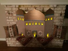 Eid Mosque by KasbahKreations on Etsy