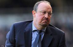 Pelatih Napoli: Masa Depan Saya Adalah Milik Saya - Pelatih Napoli Rafael Benitez menyatakan