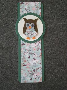 www.zwartraafje.be bookmark SU Owl Punch