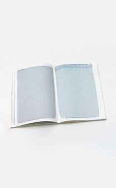 Tove Storch | Untitled, 2012 | handmade book consisting of 90 unique works on paper