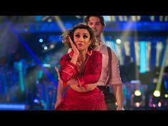 Anita Rani & Gleb Savchenko Charleston to 'Pencil Full Of Lead' - Strictly Come Dancing: 2015 - Week 2