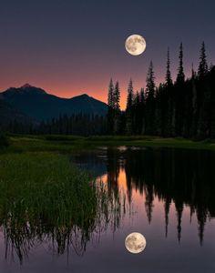 djferreira224:  Moonlight shadow … reflections of my life …