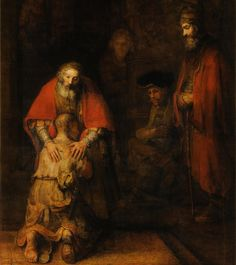 Rembrandt | The Return of the Prodigal Son, 1668 | Art in Detail