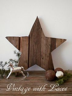 Another great STAR idea from scrap wood