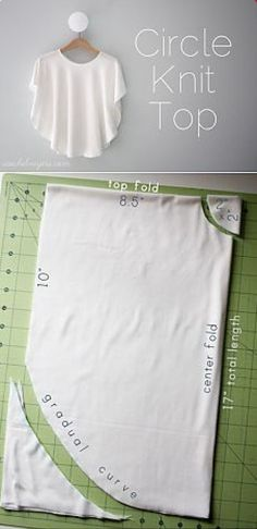 Sewing diy top patrones 45+ ideas Dress Sewing Patterns, Blouse Patterns, Clothing Patterns, Blouse Designs, Fashion Sewing, Diy Fashion, Costura Fashion, Sewing Blouses, Diy Tops