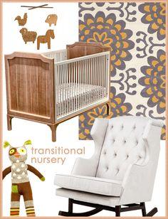 Transitional Nursery Design by Layla Grayce - Wink the Owl
