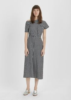 Pout One Shoulder Dress