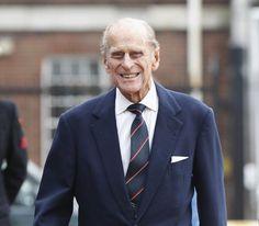 Duke of Edinburgh/Prince Phillip, Nov. 1, 2013.  Still looks amazing.